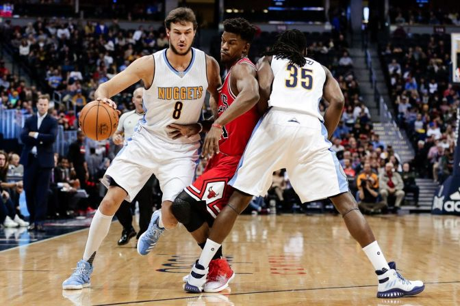 Note-A-Bulls: The Strive for Five comes to a halt with crushing 125-107 defeat to the Nuggets