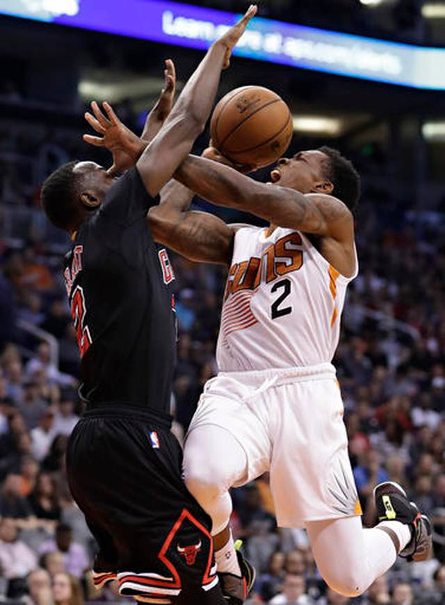 Note-A-Bulls: Bulls put up another stinker in blowout loss to the lowly Suns