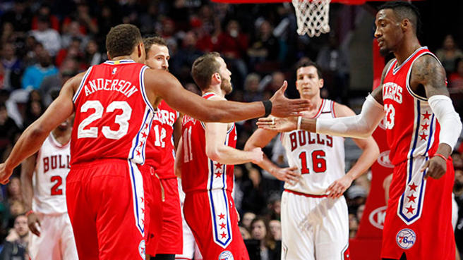 Note-A-Bulls: Sixers embarrass the Bulls at the UC 117-107 thanks to Saric's big night