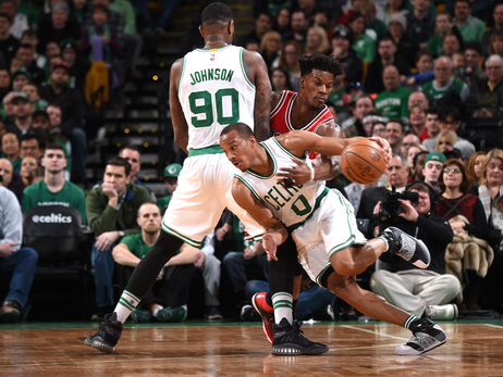 Note-A-Bulls: Boston hands the helpless Bulls their fifth straight loss 100-80