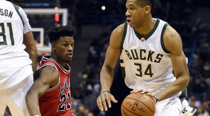Note-A-Bulls: The Bulls battle back against Milwaukee, win 109-94, to get back in playoff picture