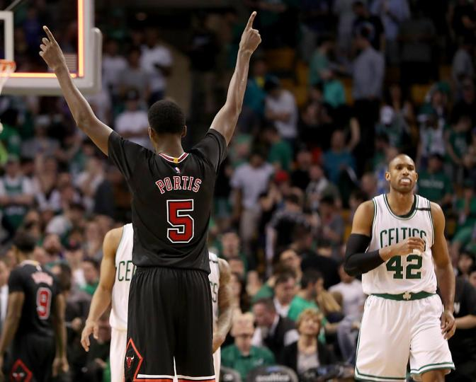 Note-A-Bulls: Bulls shock Boston in Game One 106-102 to steal home-court from East's #1 seed