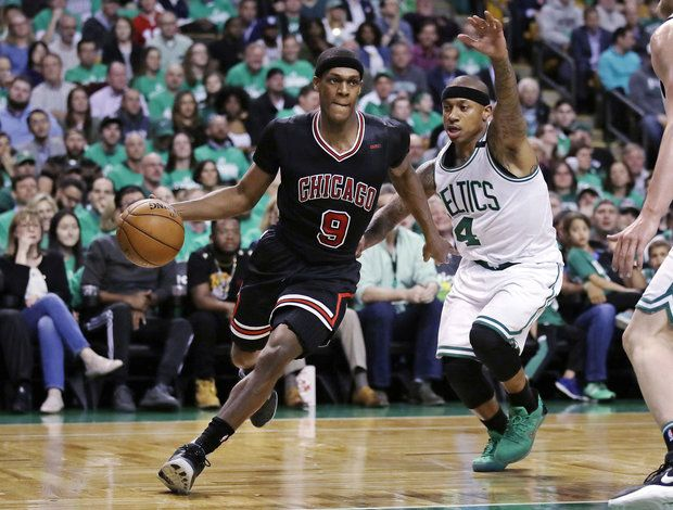 Note-A-Bulls: Rondo shines as Bulls take commanding 2-0 series lead over Celtics